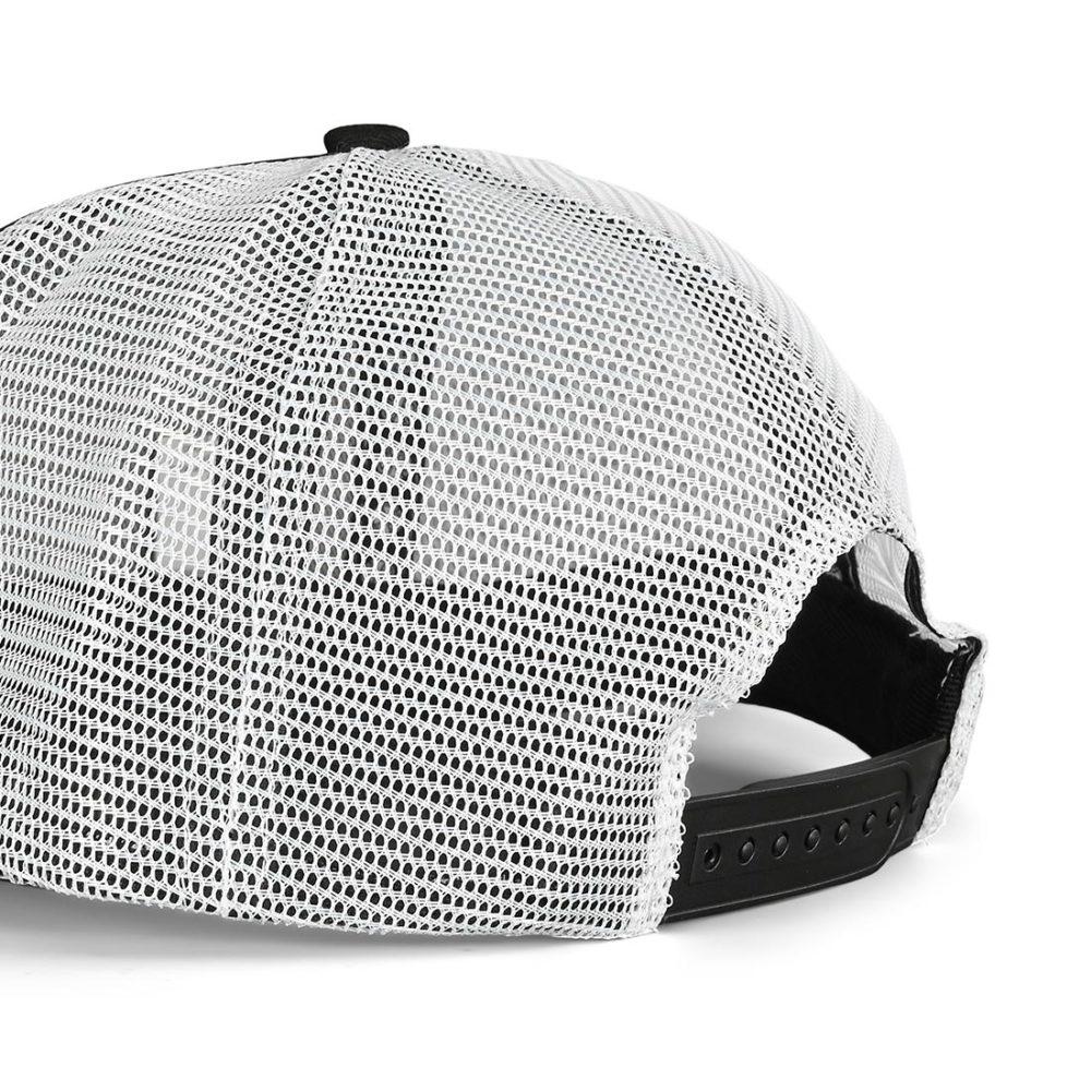 Independent Converge Mesh Back Cap - Black / White