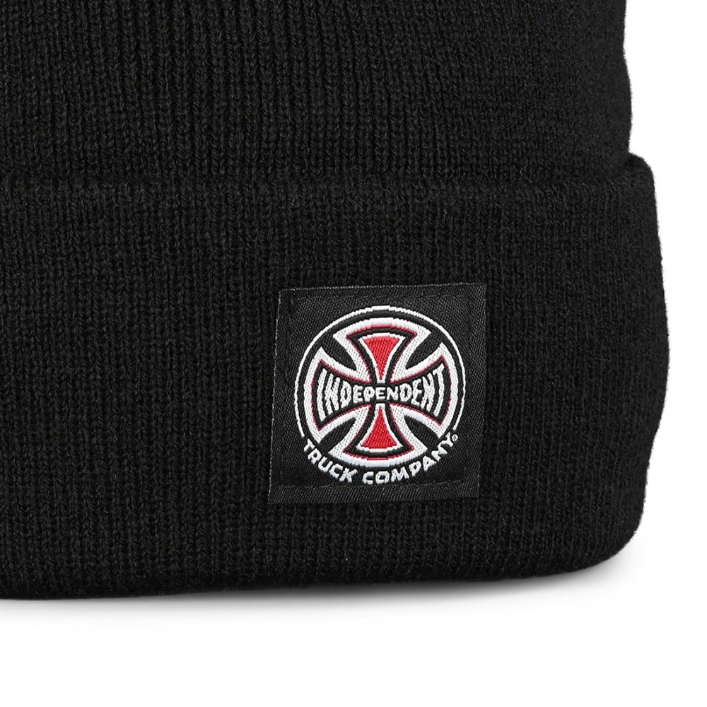 Independent TC Label Beanie Hat - Black