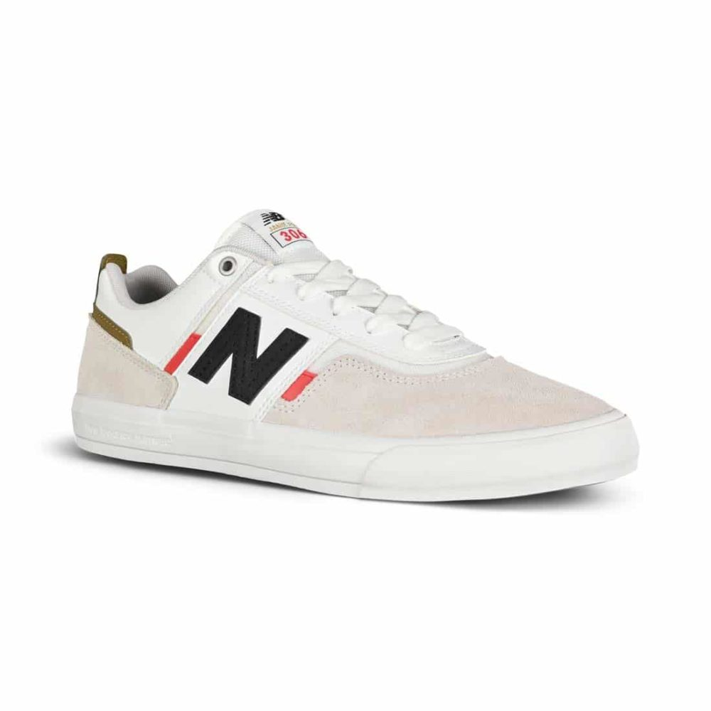 New Balance Numeric 306 Jamie Foy Skate Shoes - Summer Fog / Black