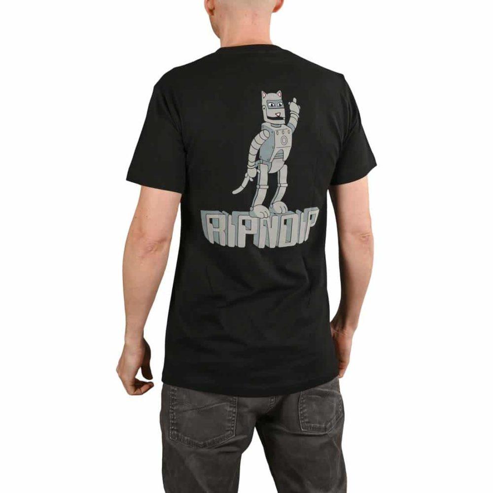 RIPNDIP Bionic Nerm S/S T-Shirt - Black
