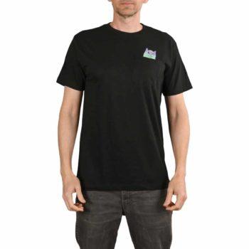 RIPNDIP Rainbow Nerm S/S Pocket T-Shirt - Black