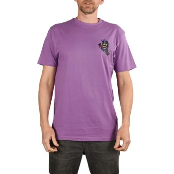 Santa Cruz Hand Splatter S/S T-Shirt - Lavender