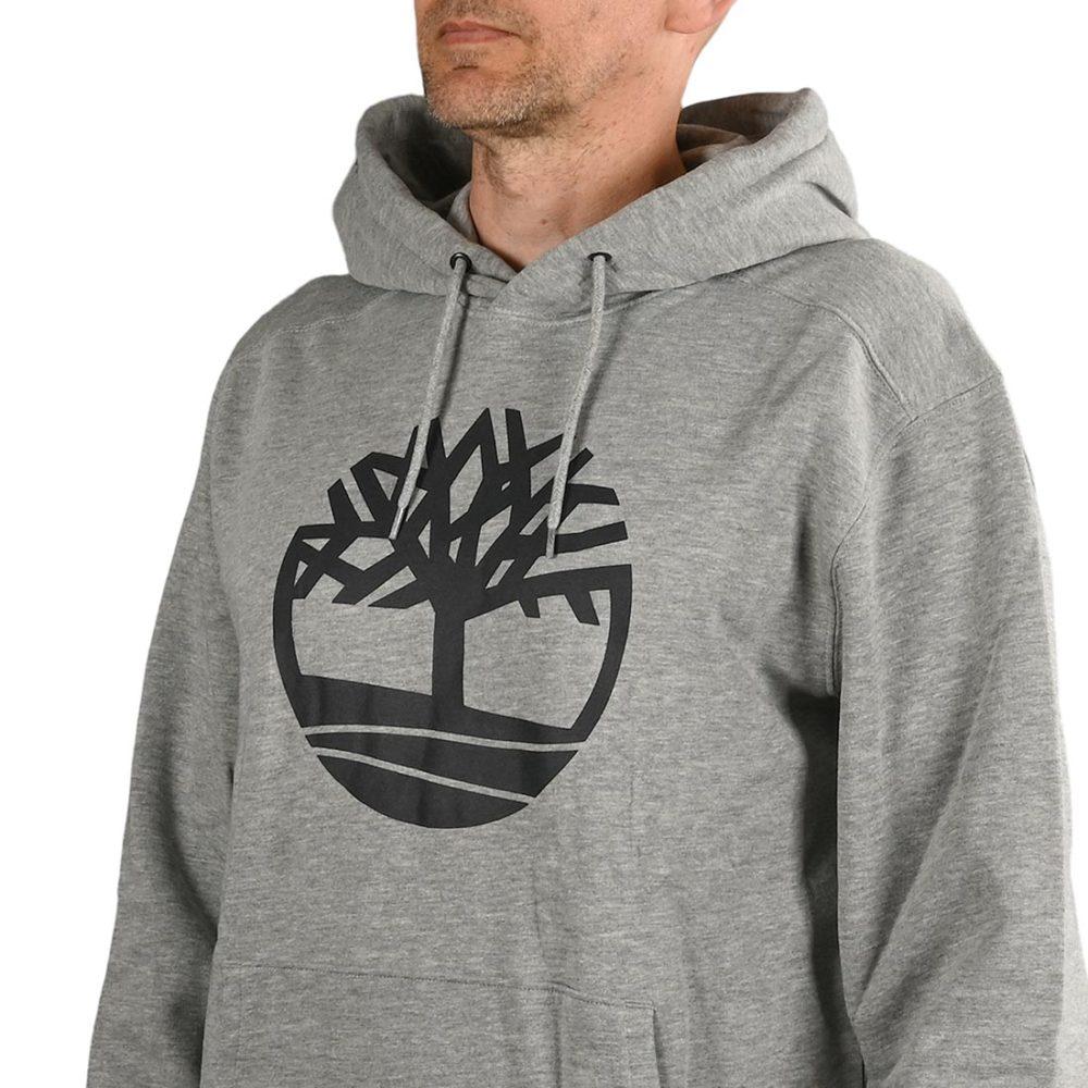 Timberland Core Logo Pullover Hoodie - MGH / Dark Sapphire