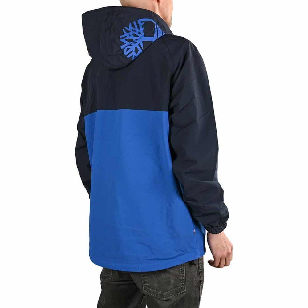 Timberland TFO YC Waterproof Hooded Shell Jacket - Dk Sapphire / Nautical Blue