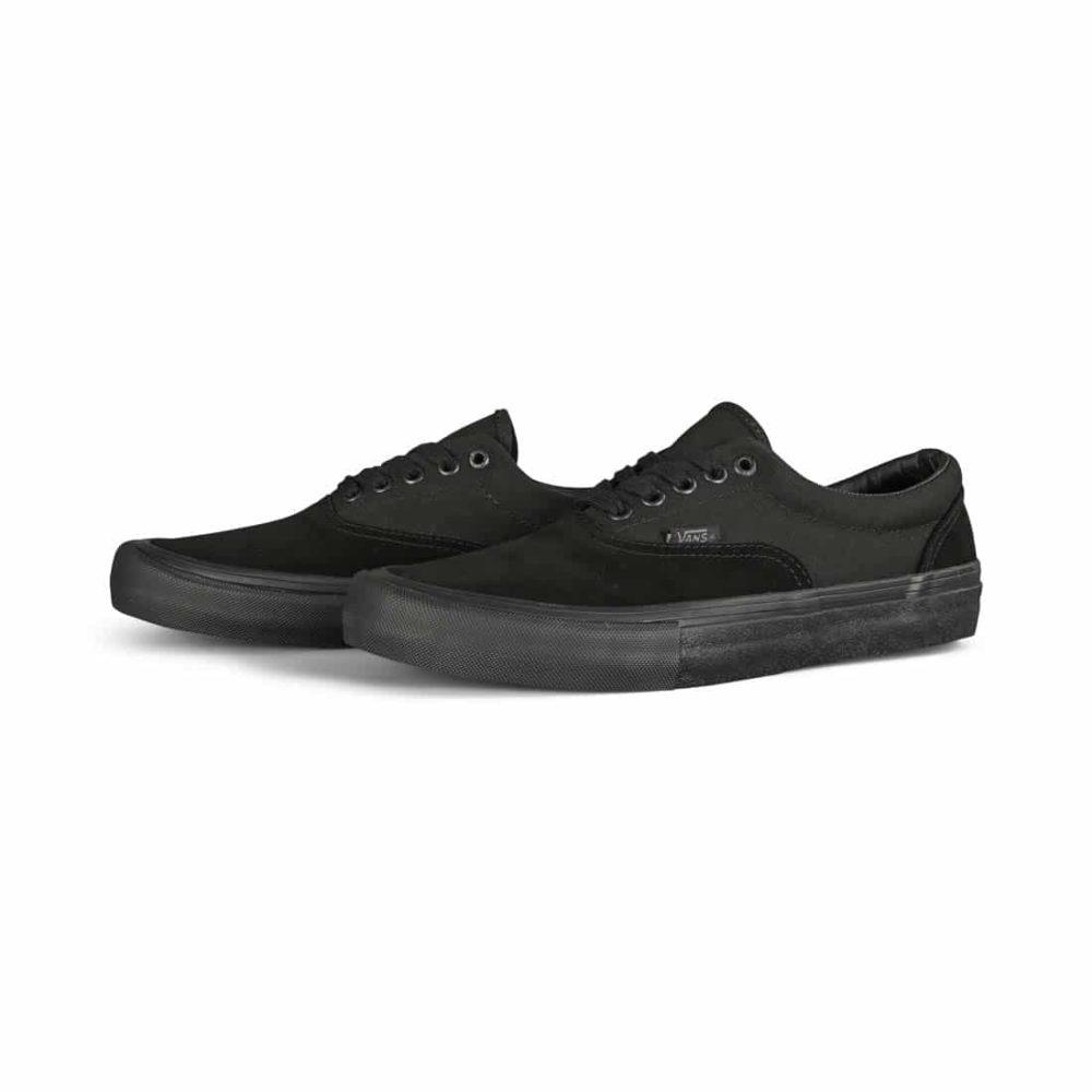 Vans Era Pro Skate Shoes - Blackout