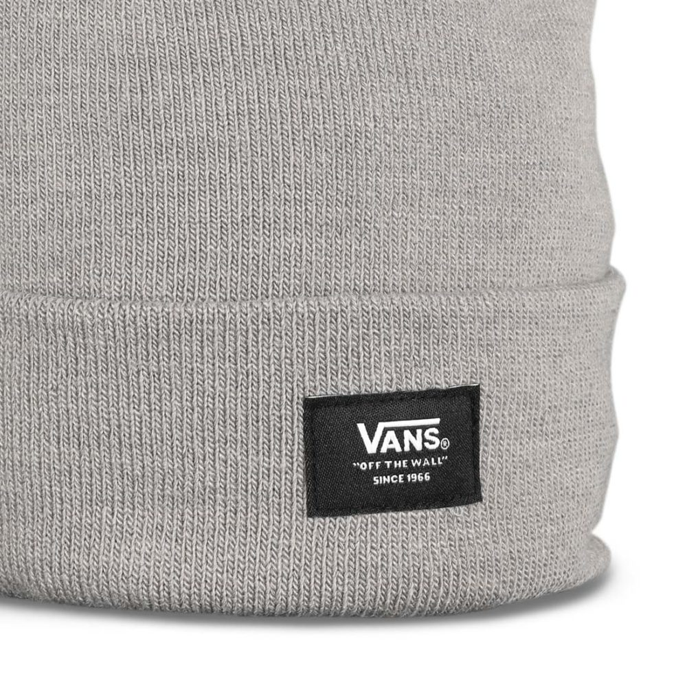 Vans MTE Cuff Beanie Hat - Heather Grey