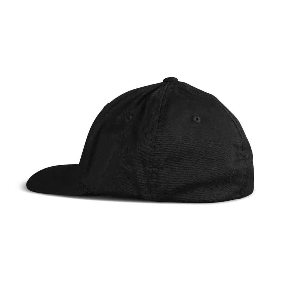 Volcom Euro XFit Flexfit Cap - Black