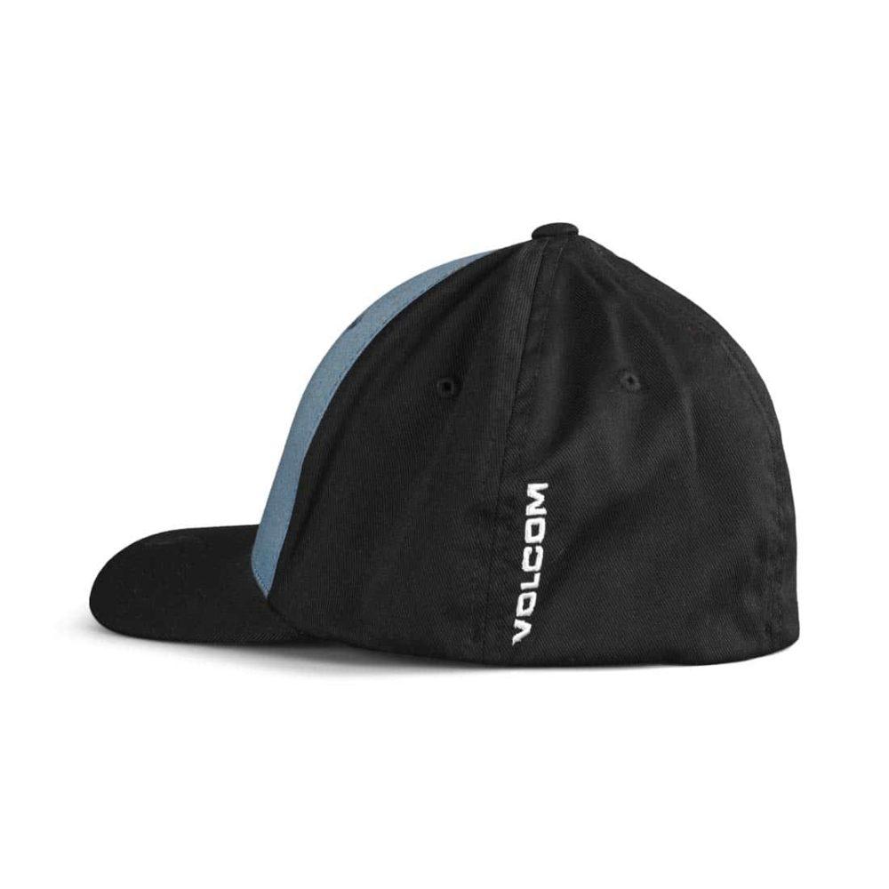 Volcom Full Stone XFit Flexfit Cap - Horizon Blue