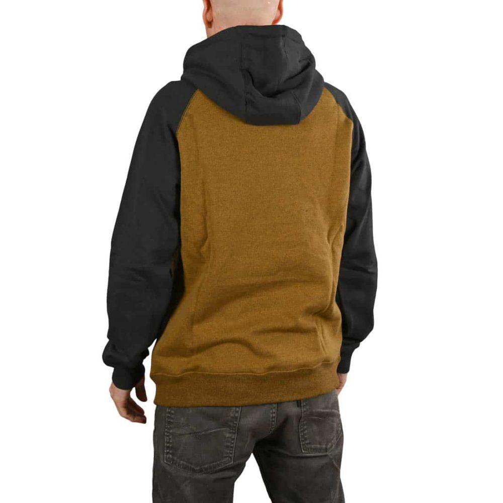 Volcom Homak Pullover Hoodie - Golden Brown