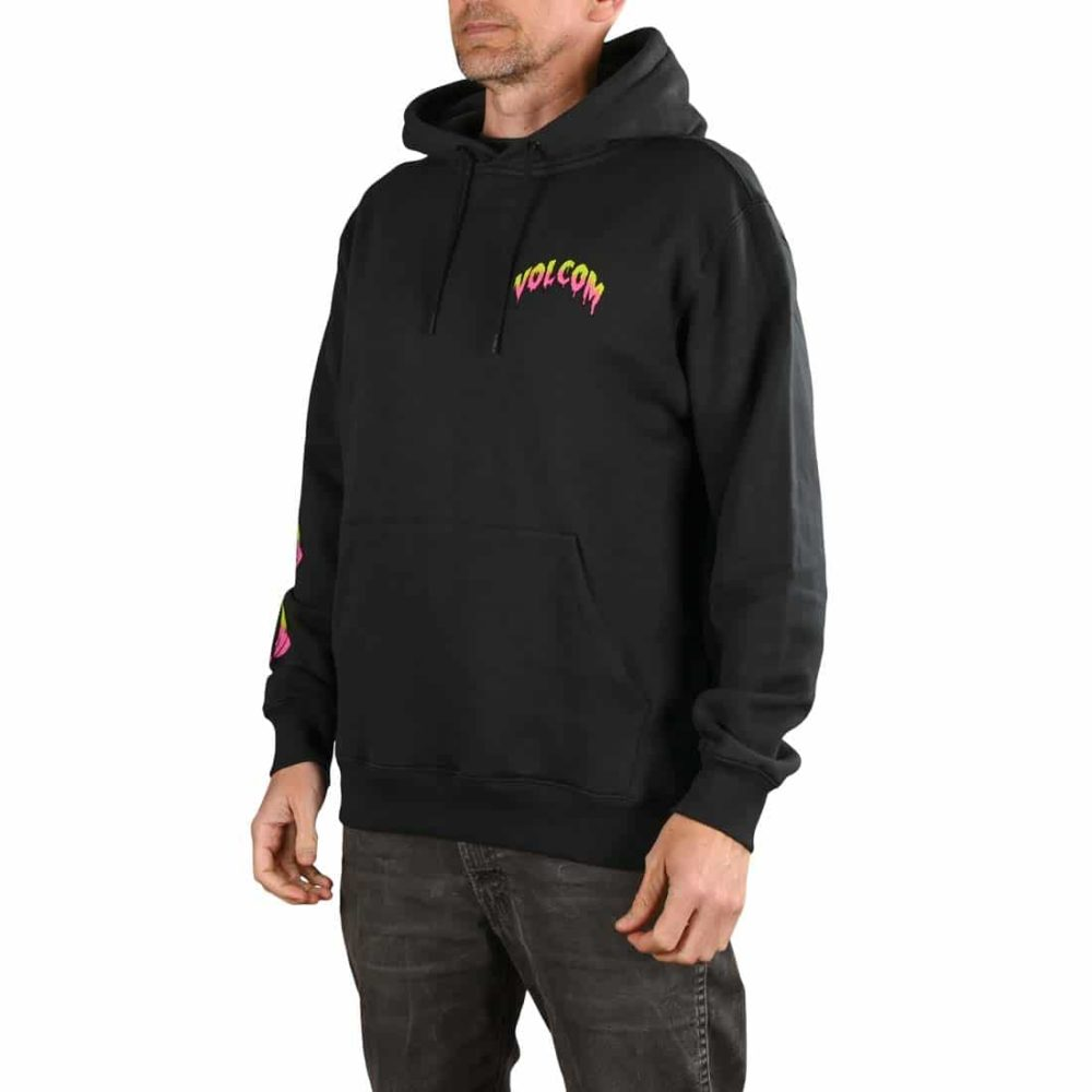 Volcom Michael Walrave FA Pullover Hoodie - Black