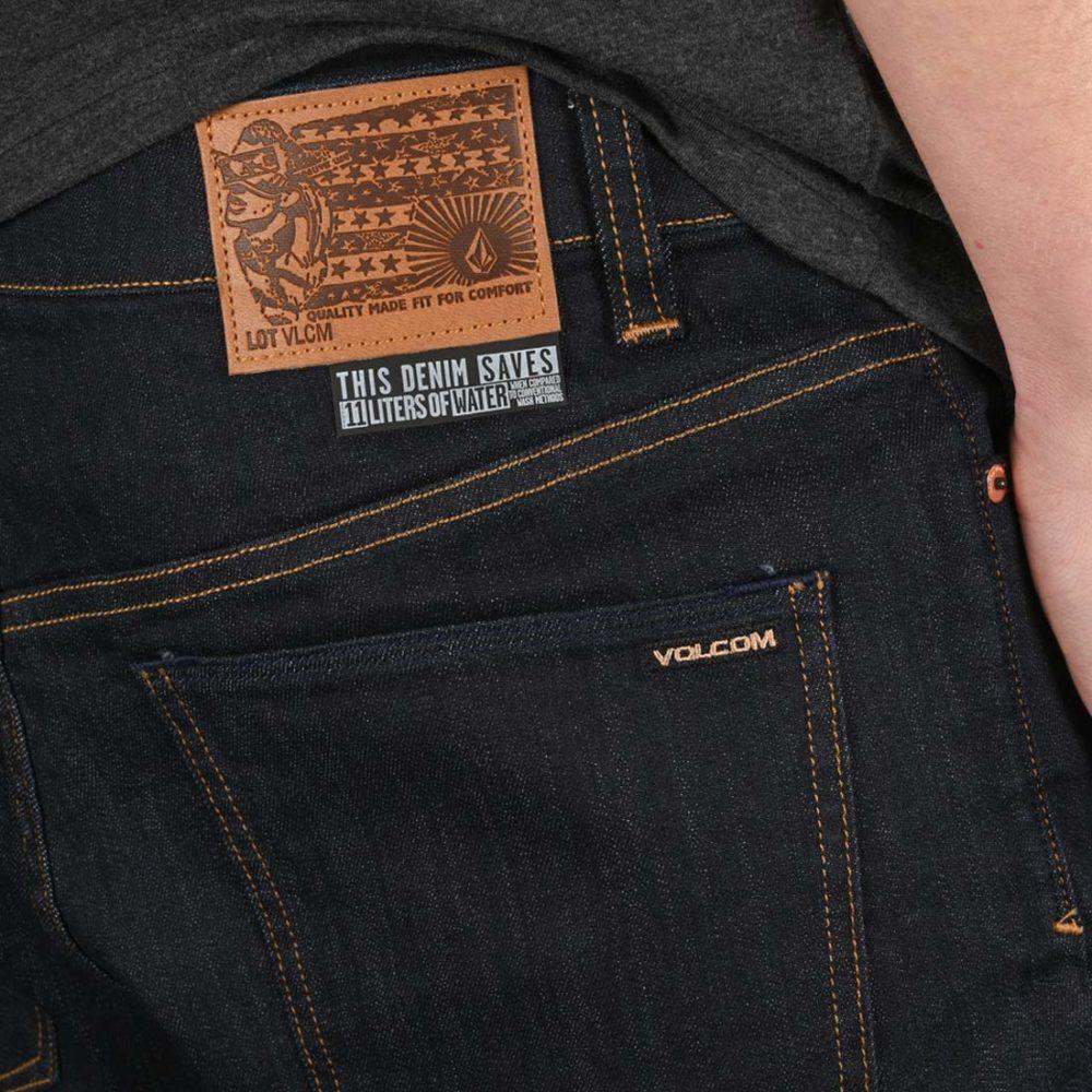 Volcom Vorta Denim Jeans - Rinse