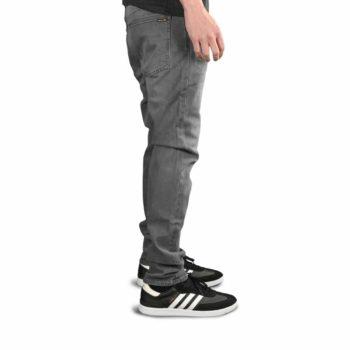 Volcom Solver Tapered Denim Jeans - Grey Vintage