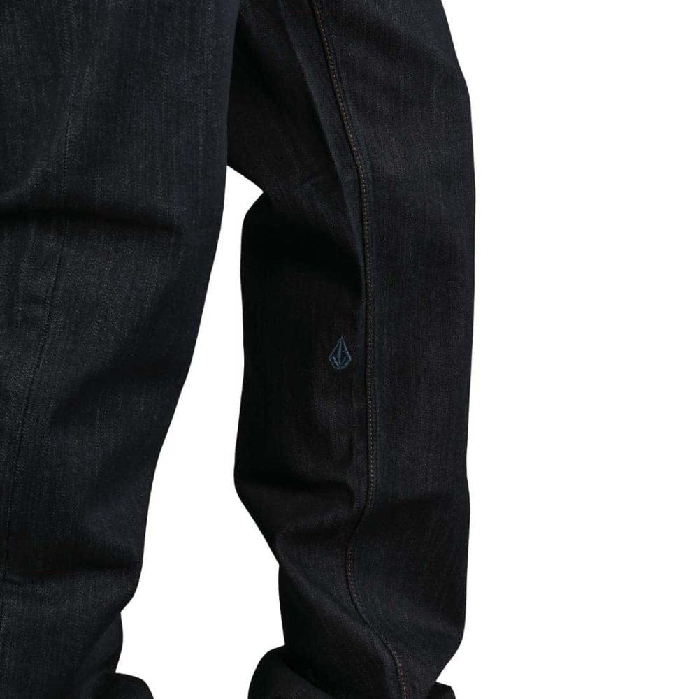 Volcom Solver Denim Jeans - Rinse