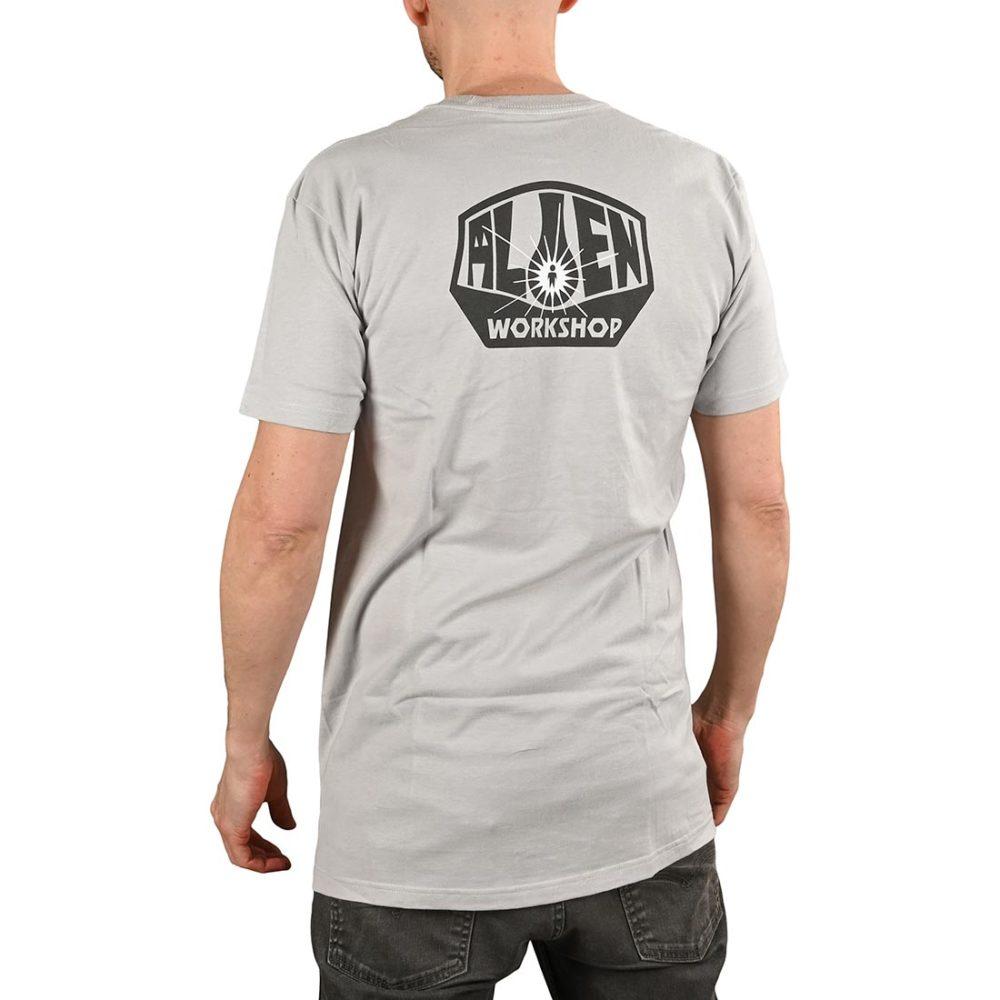 Alien Workshop OG Logo S/S T-Shirt - Silver