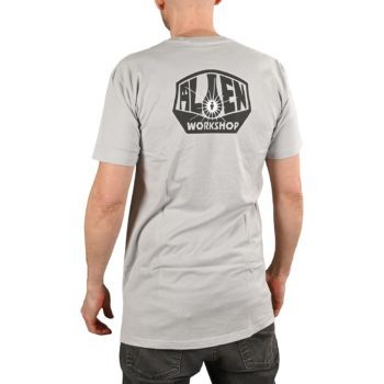 Alien Workshop OG Logo S/S T-Shirt - Silver