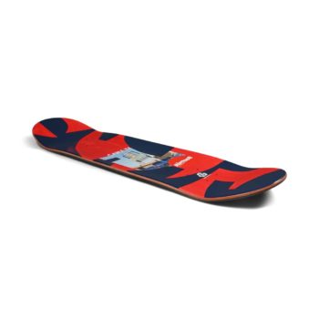 Almost Max Geronzi Fleabag R7 Skateboard Deck