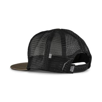 Anti Hero Reserve Patch Snapback Cap - Brown / Black