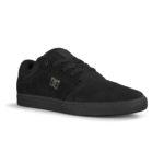 DC Crisis Skate Shoes - Black / Black