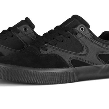DC Kalis Vulc Skate Shoes - Black / Black