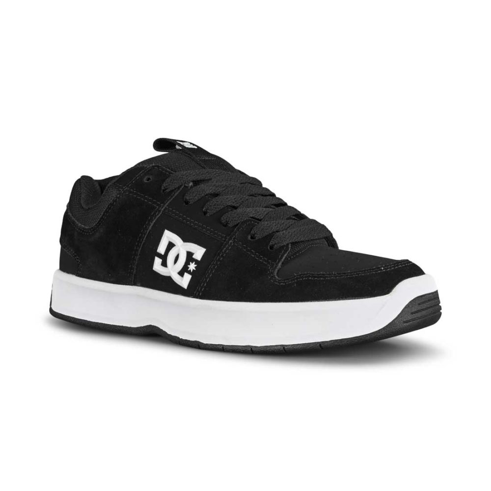 DC Lynx Zero Skate Shoes - Black / White