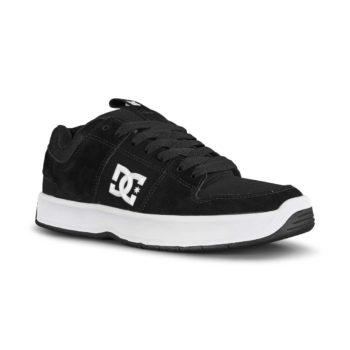DC Lynx Zero Skate Shoes - Black / White
