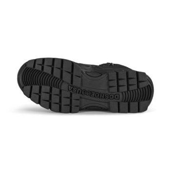 DC Navigator Lace Up Winter Boot - Black / Black / Black