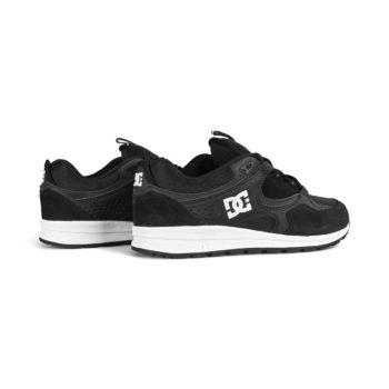 DC Kalis Lite Skate Shoes - Black / White