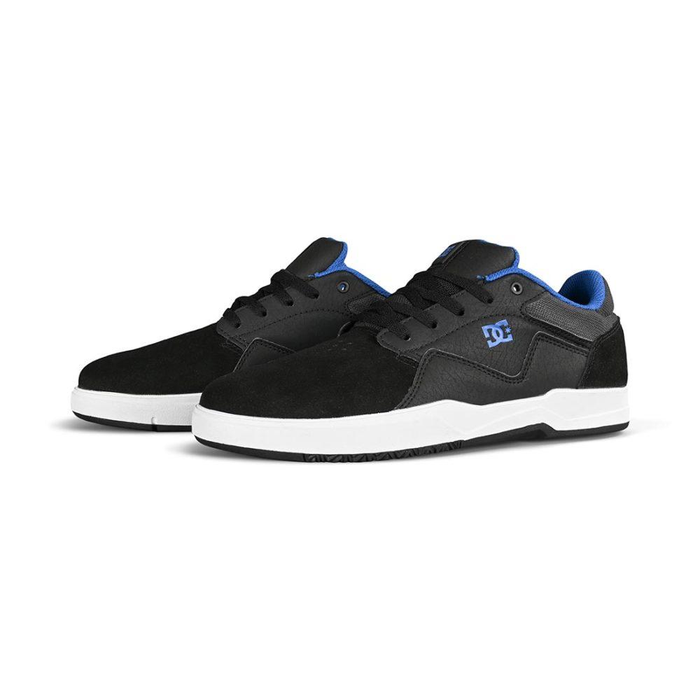 DC Shoes Barksdale - Black / Grey / Blue