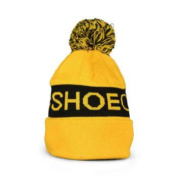 DC Shoes Chester Pom Beanie - Lemon Chrome