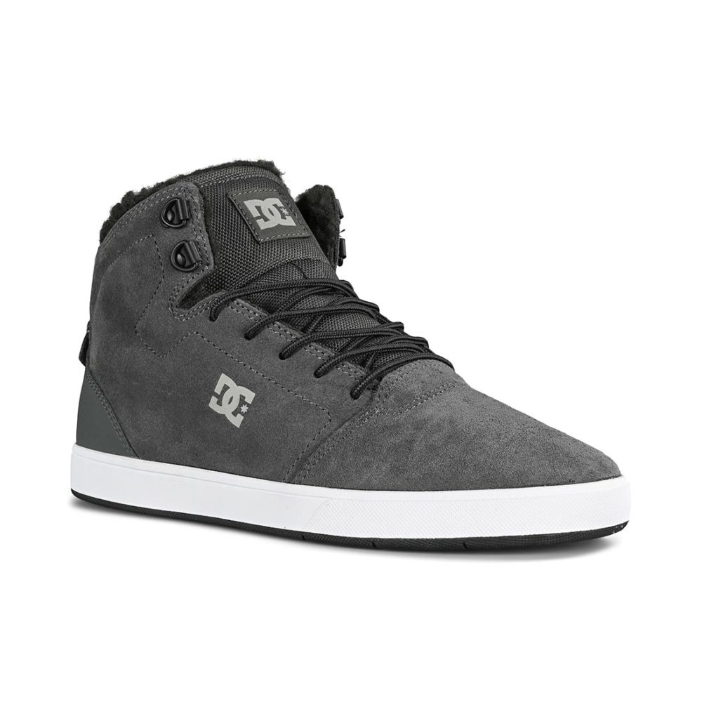 DC Shoes Crisis High WNT - Charcoal Grey