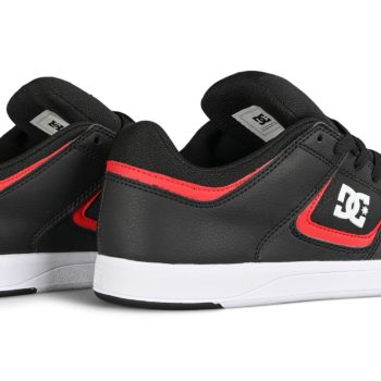 DC Shoes Cure - Black / Red