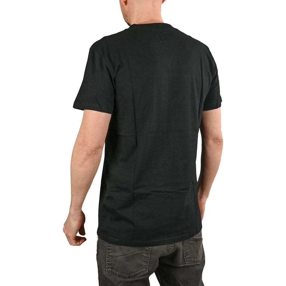 DC Shoes Double Down S/S T-Shirt - Black