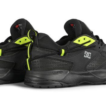DC Shoes E Tribeka WNT - Black / Battleship / Lime