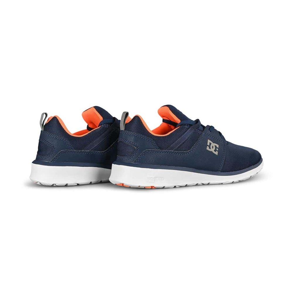 DC Shoes Heathrow - DC Navy / Orange