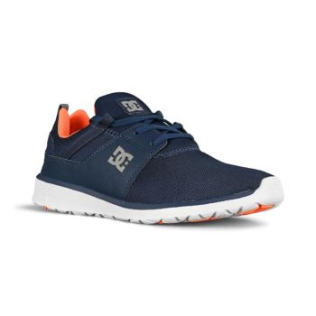 DC Shoes Heathrow - DC Navy / Orange