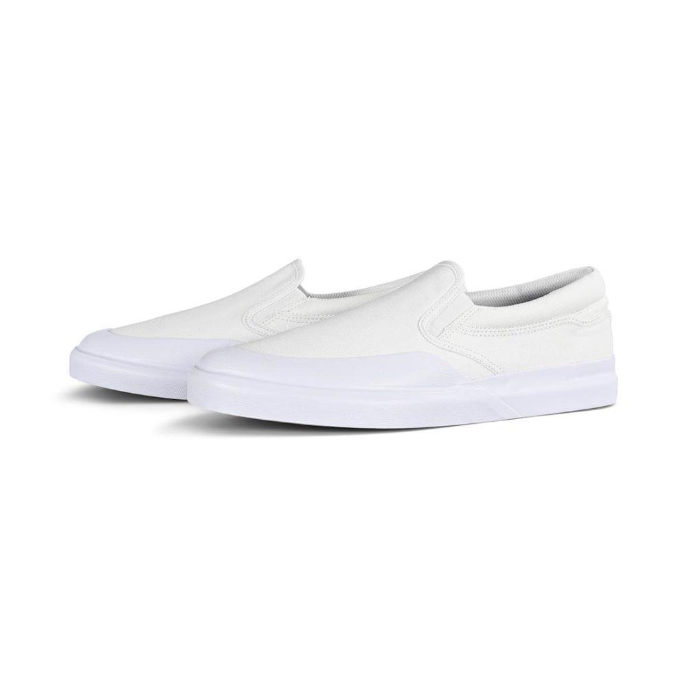 DC Shoes Infinite Jaakko Slip-On - White