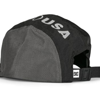 DC Shoes Shadow Camp Strapback Cap - Black