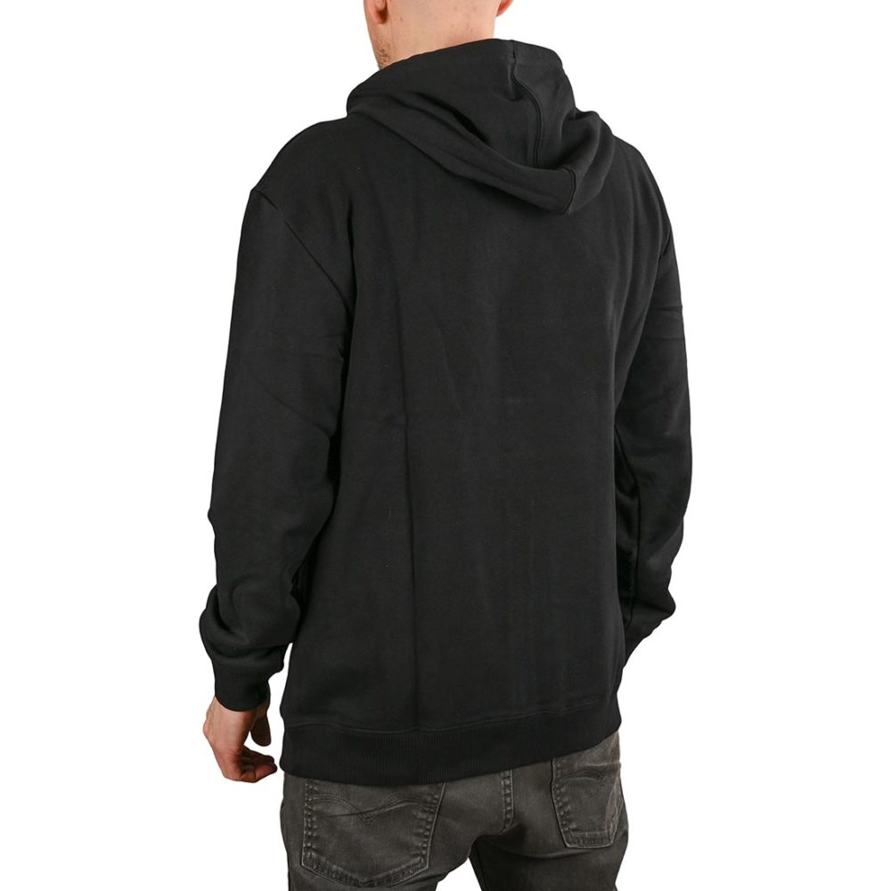 DC Shoes Star Zip-Up Hoodie - Black