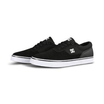 DC Shoes Switch S - Black / Black / White