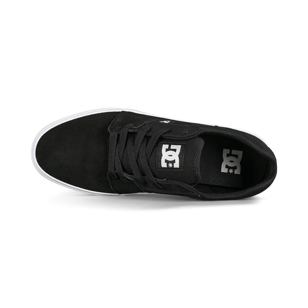 DC Shoes Tonik - Black / White / Black