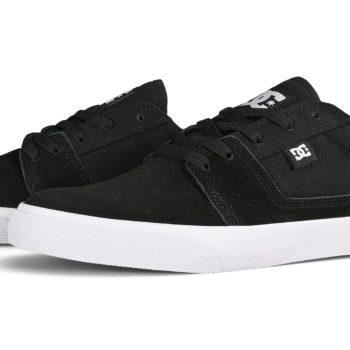 DC Shoes Tonik - Black / White / Black