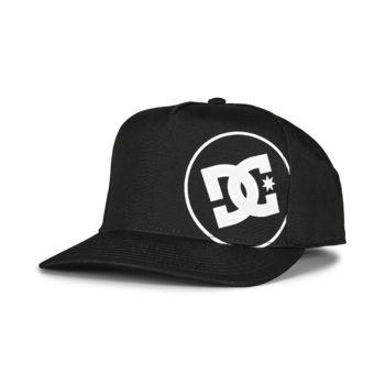 DC Shoes Whynotts Snapback Cap - Black