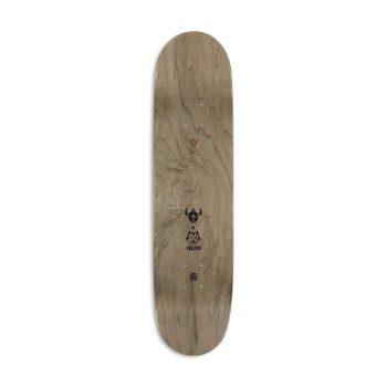 "Darkstar Ke'Chaud Johnson Felix Bold R7 8.125"" Skateboard Deck"