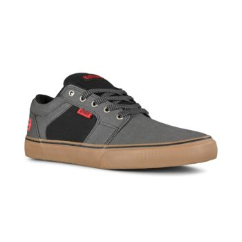 Etnies Barge Preserve Skate Shoes - Grey / Black / Gum