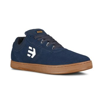 Etnies Joslin Skate Shoes - Navy / Gum / Yellow