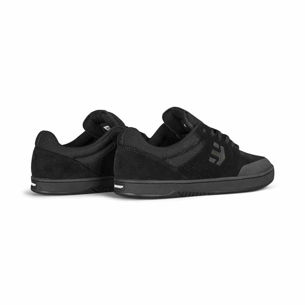 Etnies Marana Skate Shoes - Black / Black / Black