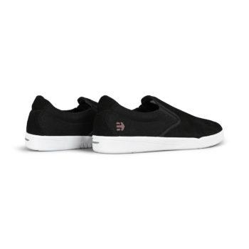 Etnies Veer Slip-On Skate Shoes - Black
