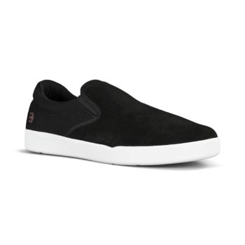 Etnies Veer Slip-On Skate Shoes - Black