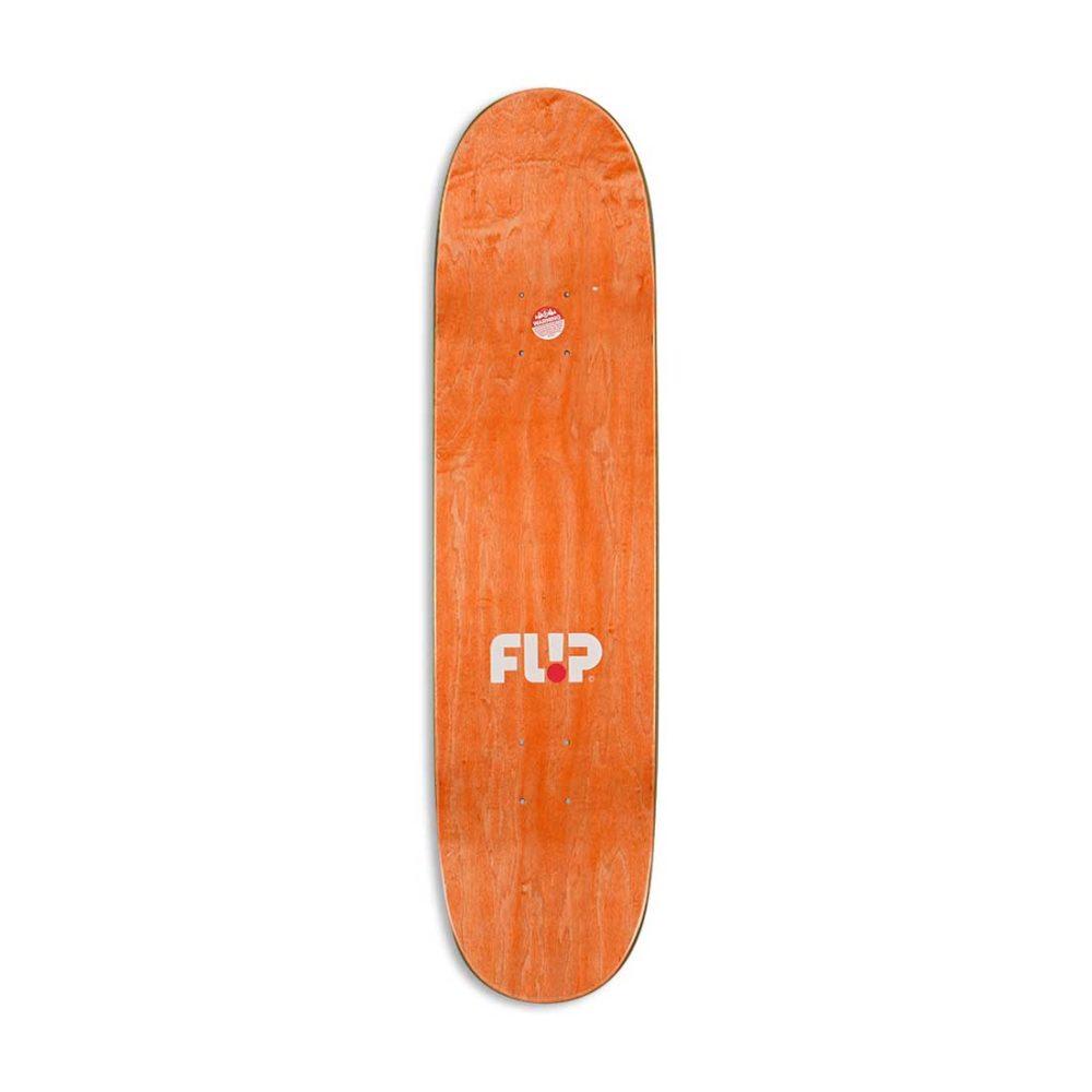 "Flip David Gonzalez Comix 8.13"" Pro Skateboard Deck"
