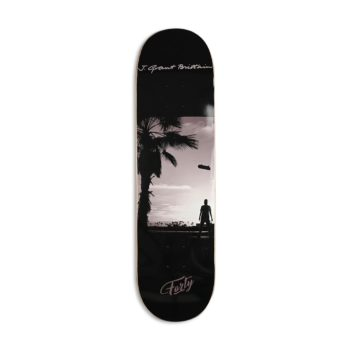 """Forty x J Grant Brittain Photography Series 2 8.5"""" Skateboard Deck"""